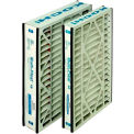 """Koch™ Filter 102-718-002 Multi-Pleat Ab Replacement For Trion Airbear Merv 8 16""""W x 25""""H x 3""""D - Pkg Qty 6"""