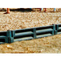 Plastic Border Timbers In Black, For Ages 5 To 12