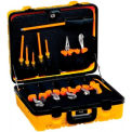13 Pc Utility Insulated-Tool Kits, KLEIN TOOLS 33525