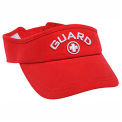Kemp Guard Visor, Red, 18-005-RED