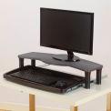 Kensington® 60006 Desktop Comfort Keyboard Drawer with SmartFit® System, Black