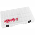 "Weather Guard Accessory Parts Bin 17-1/8""L x 9-1/4""W x 9-1/2""H, Plastic Clear - 618"