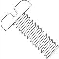 2-56 x 1/4 Slotted Pan Machine Screw - Full Thread - Nylon - Pkg of 2500
