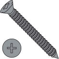 #6 x 2-1/4 Phillips Trim Head Drywall Screw Fine Thread Black - Pkg of 3000