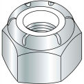 8-32  NM  Nylon Insert Hex Lock Nut Zinc, Pkg of 2000