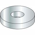 #10 Flat Washer - Steel - Zinc - SAE - Pkg of 50 Lbs.