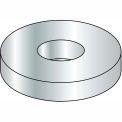 #10 Flat Washer - Steel - Zinc - SAE - Pkg of 50 Lbs.