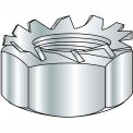 10-32  K Lock Nut Zinc Bake, Pkg of 4000