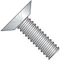 12-24X1/2  Phillips Flat Undercut Machine Screw Fully Threaded 18-8 Stainless, Pkg of 2000