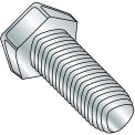 1/4-20X1/2  Unslot Ind Hex Head Taptite Alt.Thread Roll Screw Full Thrd Zinc Bake Wax,4000 pcs