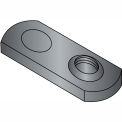 1/4-20  One Projection Tab Weld Nut Plain Single, Pkg of 1000