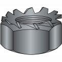 1/4-28  K Lock Hex Nut Black Oxide, Pkg of 2000
