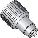 6-32 x .240 x .125 Retractable Captive Panel Fastener Flare In Style Natural - Pkg of 20
