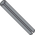 Made In USA 1/4X1 1/8  Spring Pin Slotted Plain, Pkg of 1000