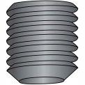 5/16-18X1/4  Coarse Thread Socket Set Screw Flat Point Plain Imported, Pkg of 50