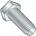 5/16-18X1  Unslot Ind Hex Head Taptite AlternativeThread Roll Screw Full Thrd Zinc Bake Wax,1500 pcs