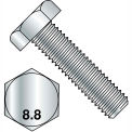 M7X30  Din 933 8 Point 8 Metric Fully Threaded Cap Screw Zinc, Pkg of 2000