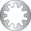 #4 MS35333, Military Internal Tooth Lock Washer - 410 Stainless Steel - DFAR - Pkg of 5000