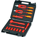 KNIPEX® 98 99 11 Compact Tool Kit - Insulated