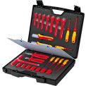 KNIPEX® 98 99 12 26 Pc Standard Tool Kit-1,000V Insulated