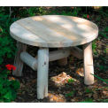 Lakeland Mills Round Coffee Table - Natural