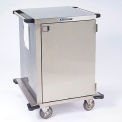 "Lakeside® 1 Door SS Case Cart - 30""L x 29""W x 39""H"