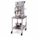 Lakeside® Stainless Steel Mobile Machine Stand, 500 Lb Cap - 9-3/16H