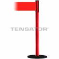 Wide Webbing Tensabarrier Red Belt - Red