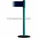 Wide Webbing Tensabarrier Dark Blue Belt - Green
