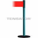 Wide Webbing Tensabarrier Red Belt - Green