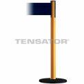 Wide Webbing Tensabarrier Dark Blue Belt - Yellow