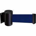 Wall Mount Unit Black - 13' Blue Belt