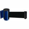 Wall Mount Unit Blue - 7.5' Black Belt