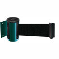 Wall Mount Unit Green - 7.5' Black Belt