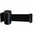 Wall Mount Unit Black - 7.5' Black Belt