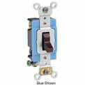 Leviton 1204-2L 4-Way AC Quiet Switch, Self Grounding, Brown