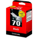Lexmark™ 70 Ink Cartridge 12A1970, Black
