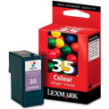 Lexmark™ 35XL High Yield Ink Cartridge 18C0035, Color