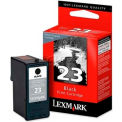 Lexmark™ 23 Ink Cartridge 18C1523, Black