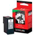 Lexmark™ 14 Ink Cartridge 18C2090, Black