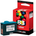 Lexmark™ 83 Ink Cartridge 18L0042, Color