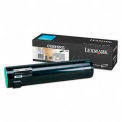 Lexmark™ High Yield Toner Cartridge C930H2KG, Black