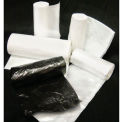 "Extra-Heavy Grade 40 to 45 Gallon Clear Liners - 40"" x 48"""