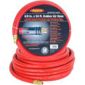 Legacy™ Workforce 3/8 X 50 Rubber Air Hose 1/4 Ends
