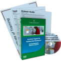 Convergence Training Lockout Tagout for Authorized Employees, C-532, English, DVD