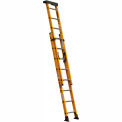 DeWalt Type 1A Fiberglass Extension Ladder - 16' - DXL3020-16PT