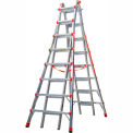 Little Giant® SkyScraper Aluminum Extension Ladder 8'-15'