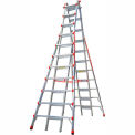 Little Giant® SkyScraper Aluminum Extension Ladder 11'-21'