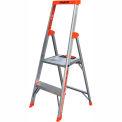 Little Giant® Flip-N-Lite Aluminum Platform Step Ladder - 4' - 15272-001