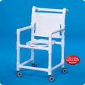 IPU® SC9100 Original Shower Chair, 300 lbs. Capacity, White